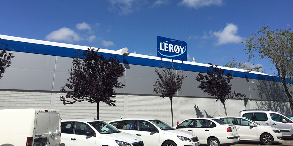 LEROY PROCESSING SPAIN