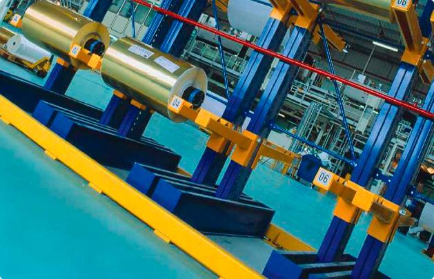 Pavimentos industriales de resinas
