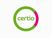 Certio - Cliente Comporresin
